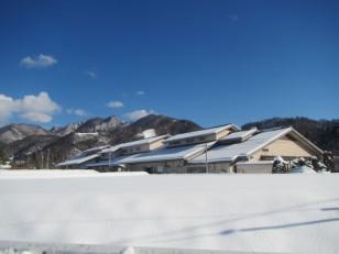 雪の真田の里