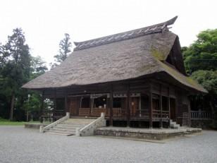 糸魚川一の宮