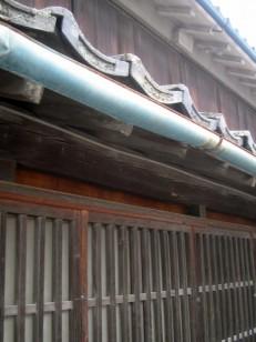 上田の旧街並み