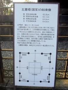五重塔 立体曼荼羅