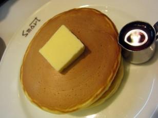 スマートのホットケーキ