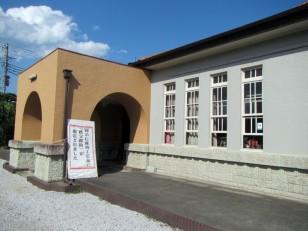 昭和初期の特徴的な面影が漂う建物