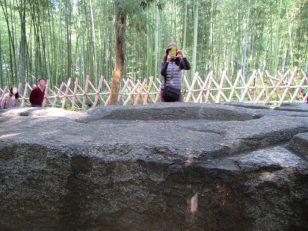 岡の酒船石
