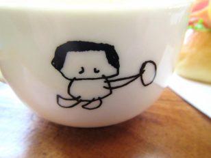 江戸屋 コーヒーカップ