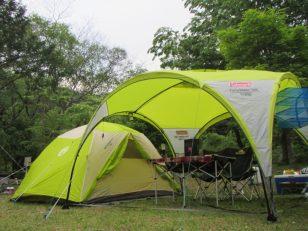 ならここの里キャンプ場